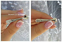 Ложка-загребушка серебро 925