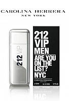 Carolina Herrera VIP 212 Men мужской 100мл Каролина Херрера 212 мэн бренд