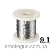 Kanthal A1 0.1mm 1метр