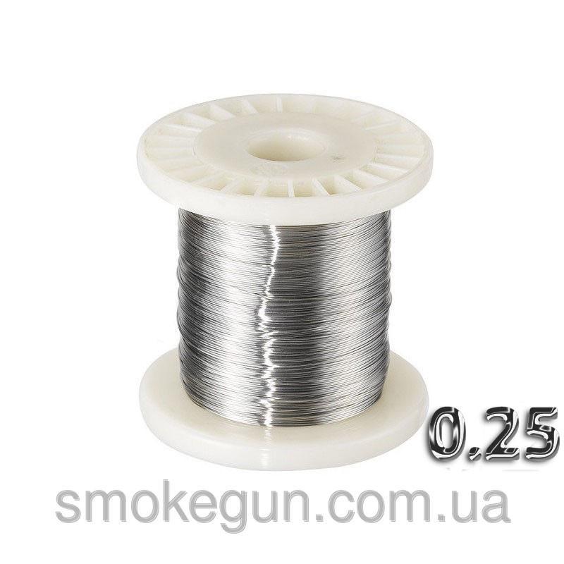 Kanthal A1 0.25mm 1метр
