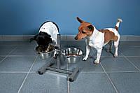 Trixie Стойка с мисками для собак