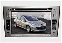 Штатная магнитола Peugeot 408 (2010-2012) - Phantom DVM-6408G iS