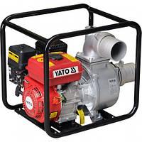 "Yato насос бензиновый 4"" 7,7 hp 96m3/ч 85403"