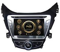 Штатная магнитола Hyundai Elantra 2011-2015