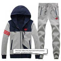 Спортивный костюм детский, подростковый Adidas, весна-осень