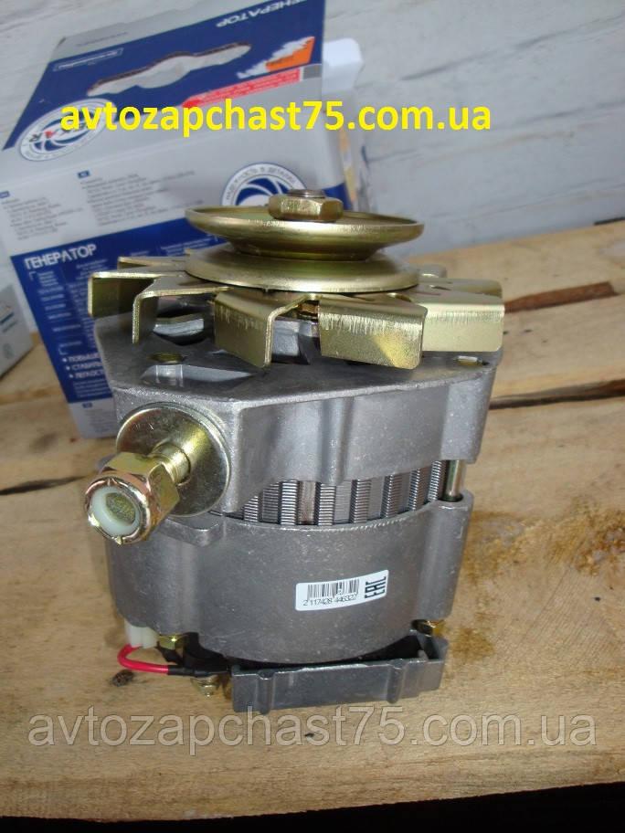 Генератор ВАЗ 2104, Ваз 2105, Ваз 2101-2107 (до 1997 года выпуска) 14В 50А (производитель Санкт-Петербург)