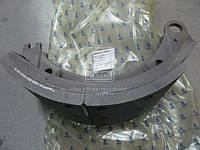 Колодка тормозная в сборе КАМАЗ 6520 Евро-2 (производитель КамАЗ) 6520-3501090-51