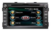 Штатная магнитола KIA Sorento 2010-2012