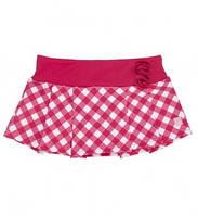 Купальники юбка юбка для плавания, в ромбик дев. фуксия 90% полиамид,10% эластан A401091 Archimede, Бельгия 14