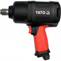 Yato ключ гайковерт 3/4 1630нм 09571