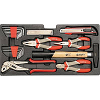 Набор инструментов Yato 80 элементов YT-38951