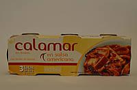 Кальмар с перцем чили, 80 г Испания (цена за 1 шт)