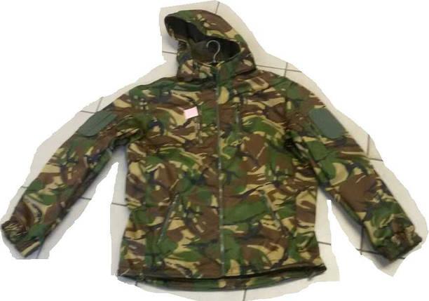 Камуфляжная куртка с капюшоном, фото 2