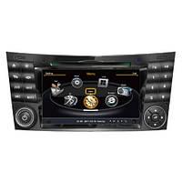 Штатная магнитола Mercedes-Benz E-Class W211 (2002–2008)