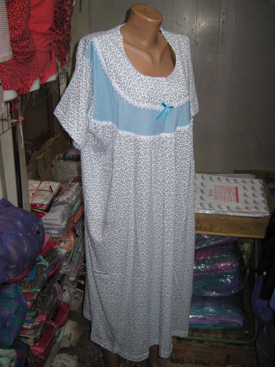beb40f744ae63a6 Ночные рубашки Батал с рукавом SANTA: продажа, цена в Харькове ...