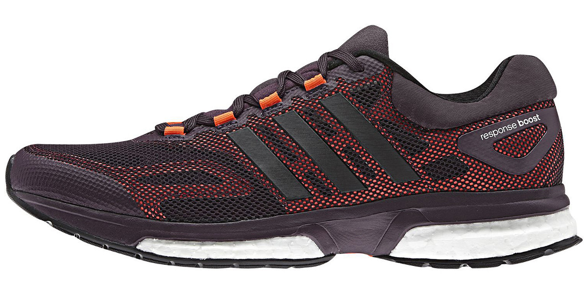 Кроссовки для бега мужские adidas M29723 Response Boost M Running Shoe адидас
