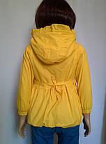 Куртка с цветочками, фото 2