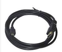 Шнур штекер HDMI-штекер mini HDMI 1.5м чёрный