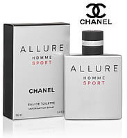 Chanel Allure Homme Sport Шанэль Аллюр Хом Спорт 100мл реплика