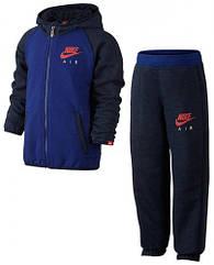 Детский спортивный костюм  NIKE YA FT HBR TRACK 728542 455