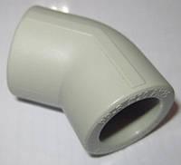 Колено ППР 45х20 (угол 45 градусов)
