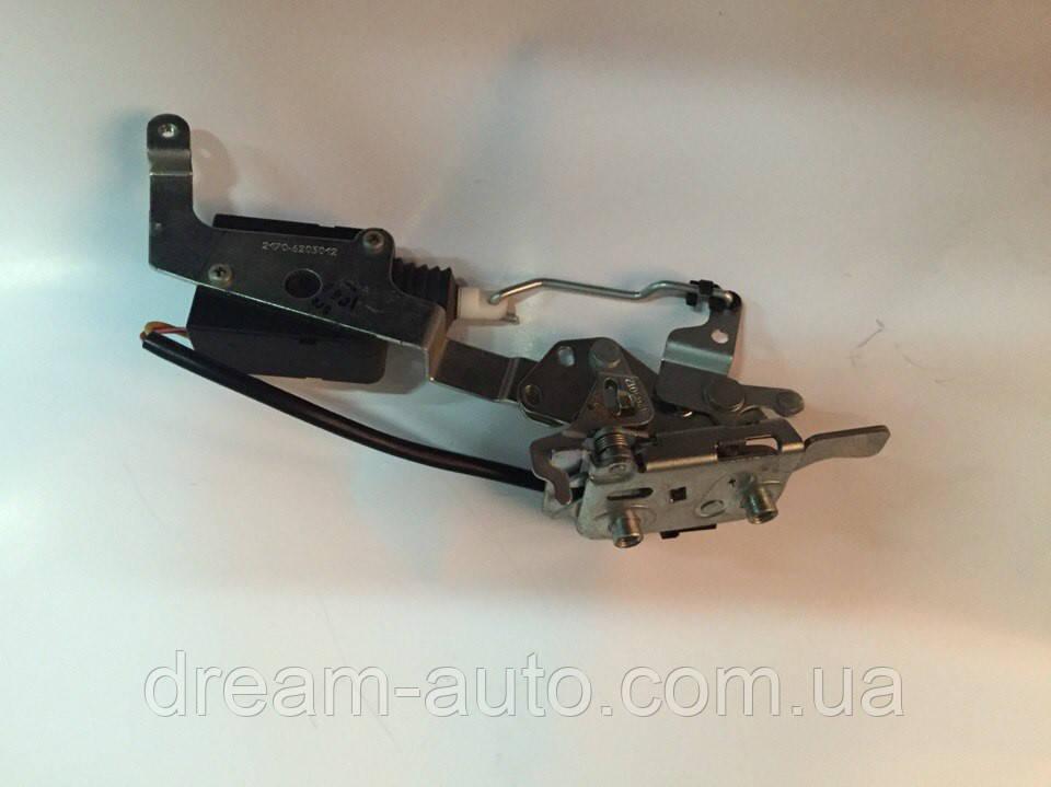 Механізм замка дверей передній правий ВАЗ 2170 Пріора