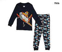 "Пижама ""Самолёты"" для мальчика. 2 года, фото 1"