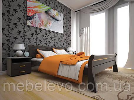 Односпальная кровать Ретро 90 ТИС 845х980х2215мм  , фото 2