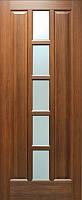 Двери межкомнатные ТМ Омис ламинированные серия 5-й элемент Квадрат ПО