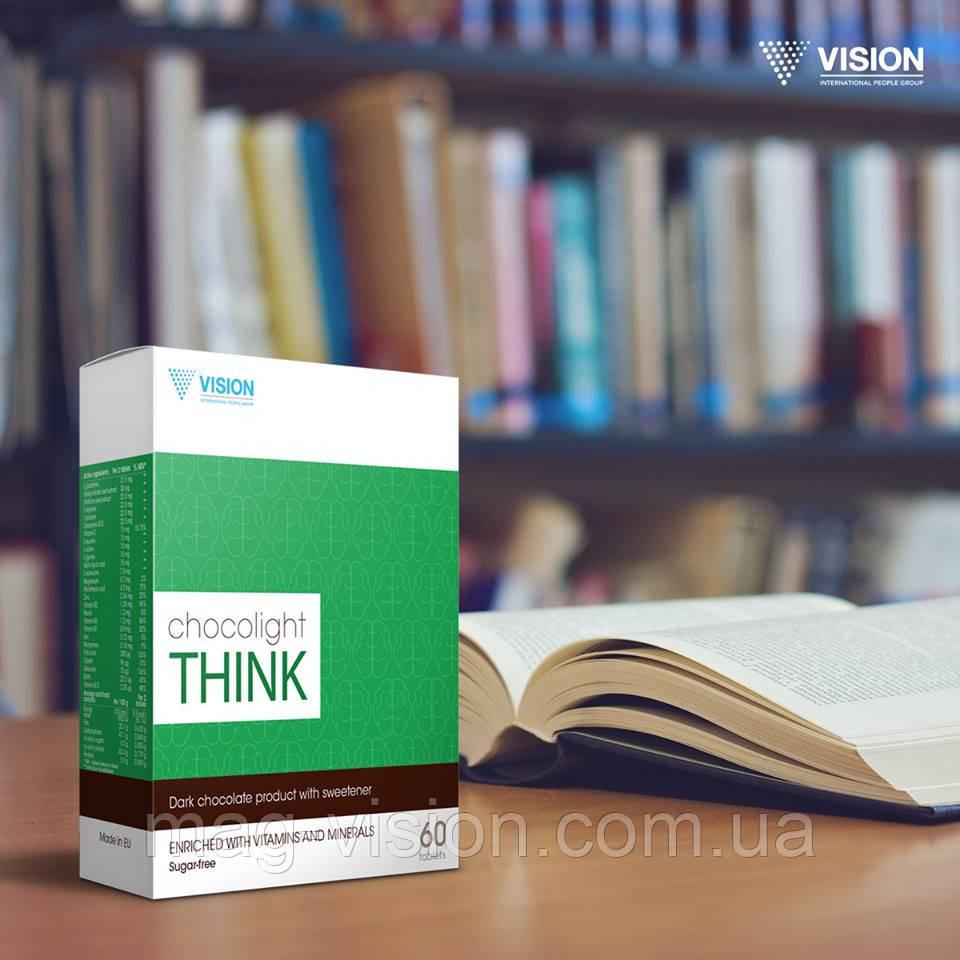 Chocolight Think VISION - для улучшения работы мозга и нервной системы