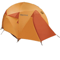 Палатка MARMOT Halo 6 Tent pale pumpkin/terra cotta