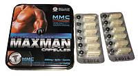 Эффективный препарат для потенции MaxMan IV (МаксМэн 4)