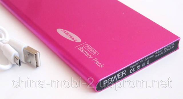 Универсальная батарея - Samsung Power bank 18000 mAh,pink, фото 2