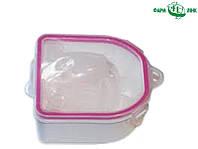 Чехлы на ванночки для педикюра с одной многоразовой резинкой (100шт/уп)
