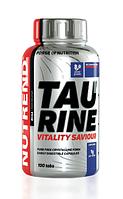 Аминокислоты Nutrend Taurine 120 caps, фото 1