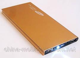 Универсальная батарея - Samsung Power bank 18000 mAh, gold, фото 3
