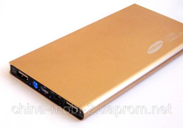Универсальная батарея - Samsung Power bank 18000 mAh, gold