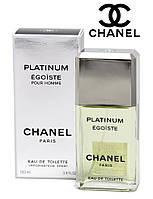 Chanel Platinum Egoiste Шанель Платинум Эгоист мужской бренд 100мл