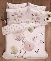Комплект постельного белья  le vele сатин размер евро butterfly