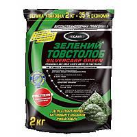 """Прикормка Megamix """"Зеленый Толстолоб"""" 2 кг"""