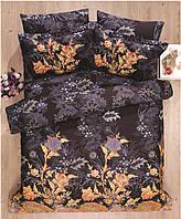 Комплект постельного белья  le vele сатин размер евро FLOWER OF LIFE