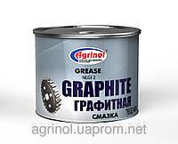 Графитная смазка Агринол, банка 400 грамм
