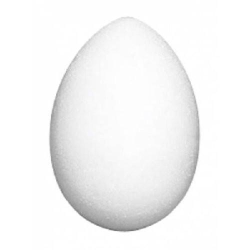 Яйце пенопластовое 6,5/4,5 см