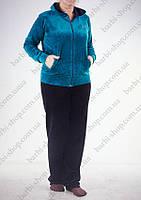 Женский спортивный костюм с длинным рукавом