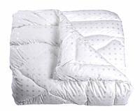Одеяло из искусственного лебяжьего пуха чехол тик 172х205 см