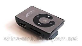 Зеркальный MP3- плеер Atlanfa AT-P30 с прищепкой, black, фото 2