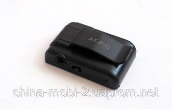 Зеркальный MP3- плеер Atlanfa AT-P30 с прищепкой, black, фото 3