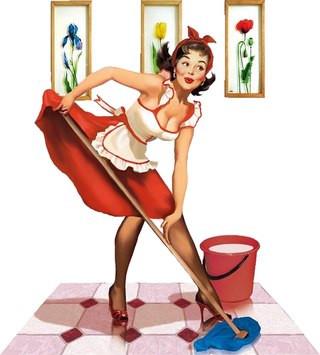 Средство для мытья пола