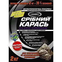 """Прикормка Megamix """"Серебряный Карась"""" 2 кг"""