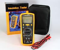 Мультиметр DT - VC9805 измерительный прибор противоударный холстер цифровой